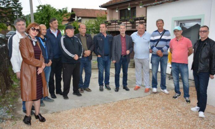 RVI, demobilisani borci i Zlatni ljiljani Tuzle renovirali kuću saborcu