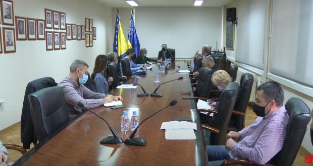Održan sastanak Organizacionog odbora za obilježavanje 25. maja