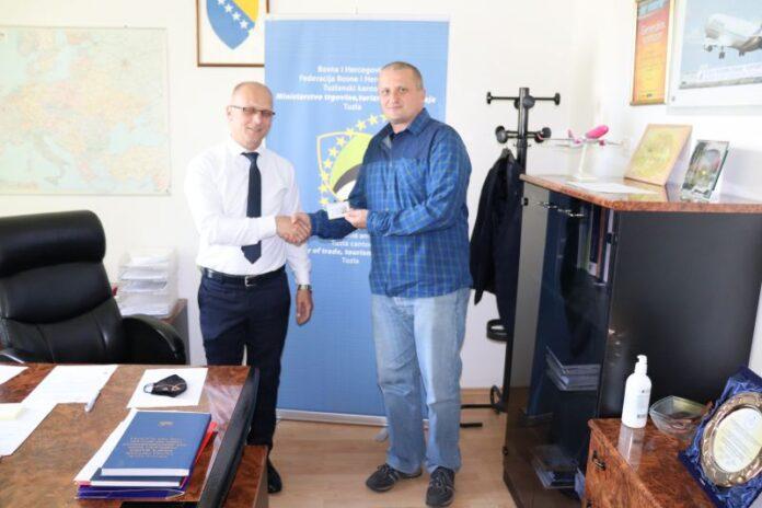 Tuzlanski kanton dobio prvog licenciranog turističkog vodiča