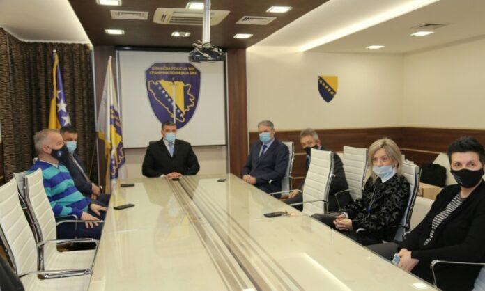 IOM usmjeren i na operativno jačanje Granične policije BiH