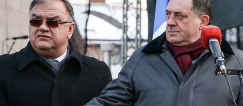 Ivanić: Dodik je najobičniji seoski lažovčina, koji se upetljao u kučine