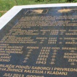 26. godišnjica kobnog leta za Srebrenicu i stradanja pilota i tuzlanskih ljekara