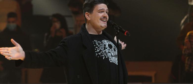 Isak Šabanović nastupio na Zvezdama Granda: Otpjevao veliki hit 'Zabranjenog pušenja'