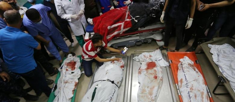 Palestinac koji je u izraelskom napadu izgubio ženu i četvero djece: Nema opravdanja za ubijanje nevinih