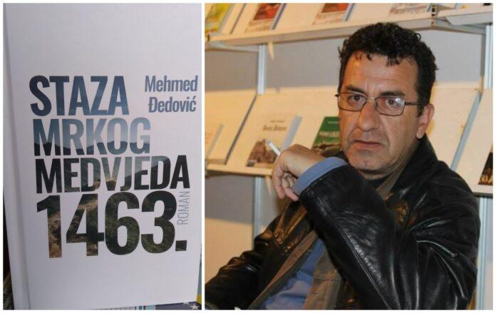 """BKC TK: Večeras promocija romana """"Staza mrkog medvjeda 1463."""" autora Mehmeda Đedovića"""