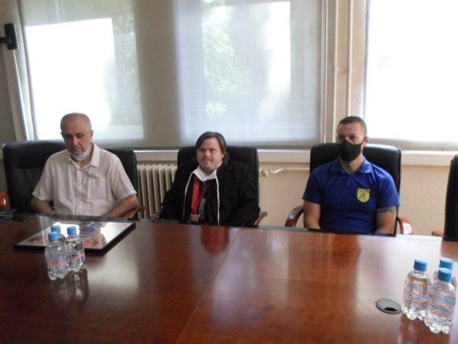 Prepoznat rad i zalaganje, Grad Tuzla i dalje uz Borisa Kasumovića