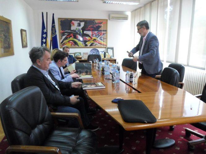 Komisija za očuvanje nacionalnih spomenika BiH posjetila Tuzlu