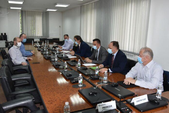 Uspostava direktne razmjene i saradnje između kineskih i kompanija iz TK