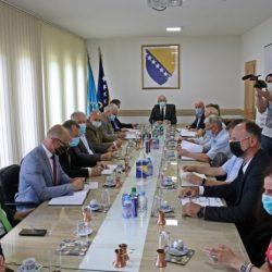 Posjeta Vlade TK Kalesiji: U planu brojni infrastrukturni projekti i poljoprivredne aktivnosti