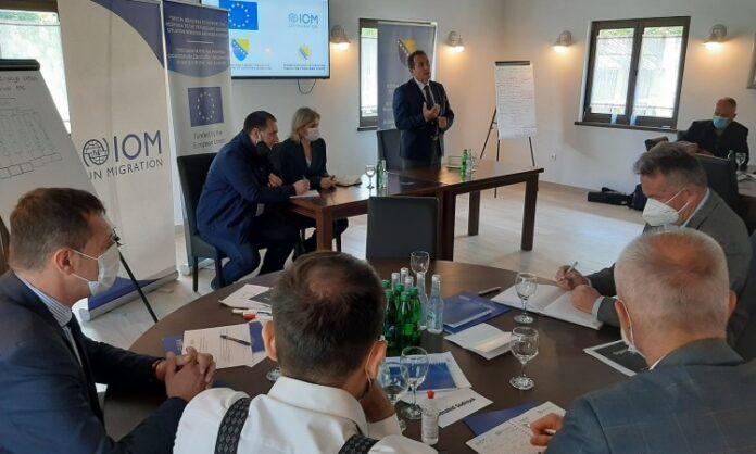 Cikotić: Ostvaren ozbiljan pomak u upravljanju migracijskim procesom u BiH