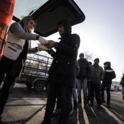 Smanjen broj evidentiranih migranata u TK