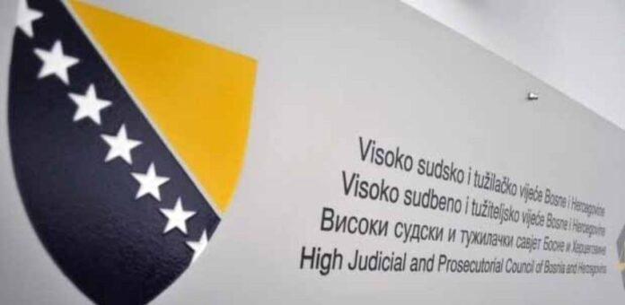 VSTV BiH: Za šest mjeseci riješeno više od 100.000 najstarijih predmeta