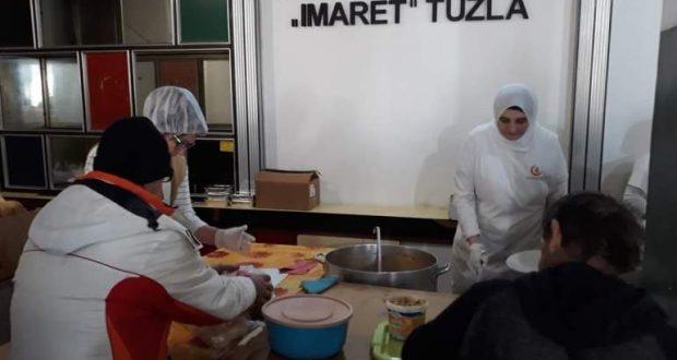 """Narodna kuhinja""""Imaret"""": U toku prikupljanje kurbanskog mesa"""