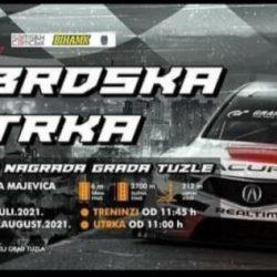 """U Tuzli krajem mjeseca prva brdska trka """"Grand Prix Tuzla 2021"""""""