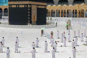 Saudijska Arabija od nedjelje dozvolila obavljanje umre