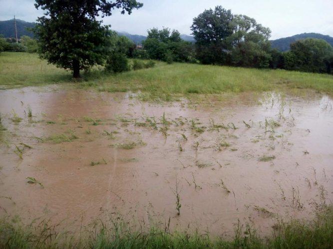 Moguće poplave i klizišta – Služba civilne zaštite poziva na oprez