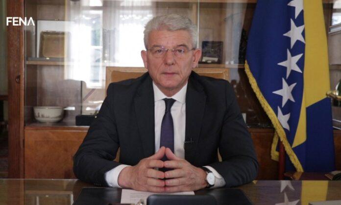 Džaferović: Retorika o etničkom prekrajanju granica je retorika prošlih stoljeća