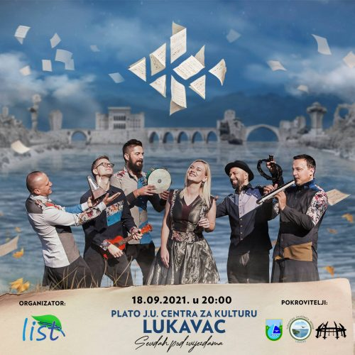Koncert Divanhane u subotu na platou Centra za kulturu Lukavac