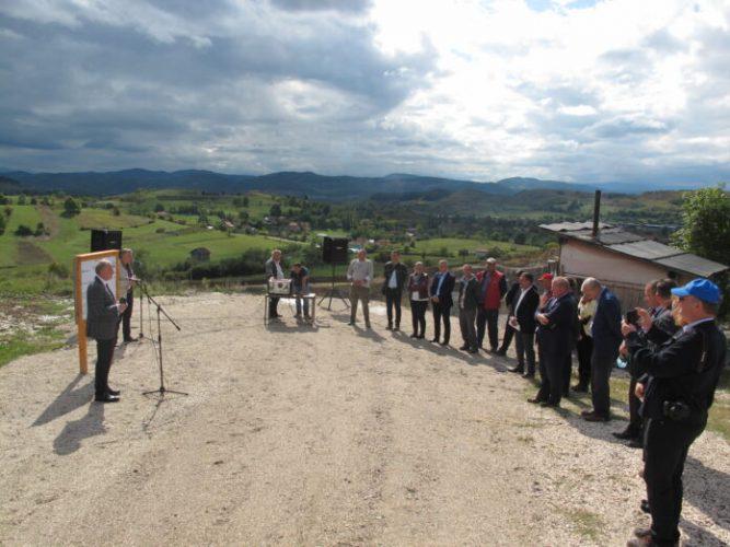 EPBiH u rudnicima uspješno realizovala prve pilot projekte zasada brzorastuće drvenaste biomase