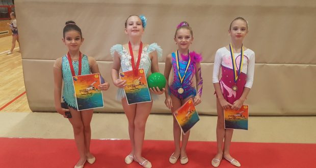 Klub ritmičke gimnastike Tuzla osvojio 42 medalje