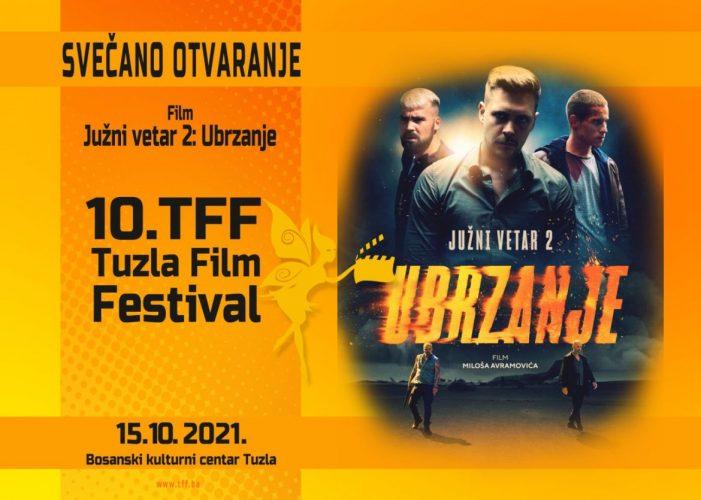 """Uskoro počinje 10. Tuzla film festival: Prvi dan bh. premijera filma """"Južni vetar 2: Ubrzanje"""""""