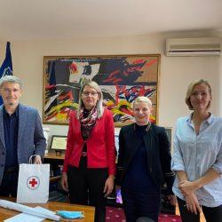 Grad Tuzla i Crveni križ TK nastavljaju uspješnu saradnju