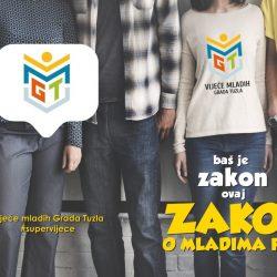 Vijeće mladih: Grad Tuzla nije u potpunosti implementirao Zakon o mladima FBiH