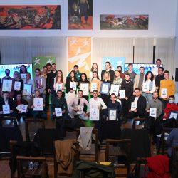 Dodijeljena priznanja za najuspješnije mlade sa Tuzlanskog kantona
