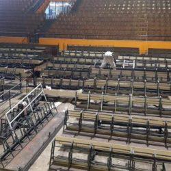 U toku prva faza sanacije SKPC Mejdan, radovi u velikoj dvorani