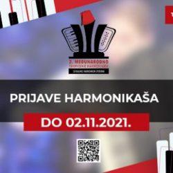 3. Međunarodno takmičenje harmonikaša u Tuzli 2. novembra